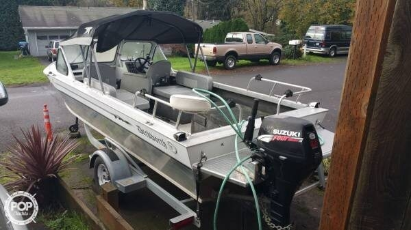 SOLD: Duckworth 19' boat in Portland, OR | 119064