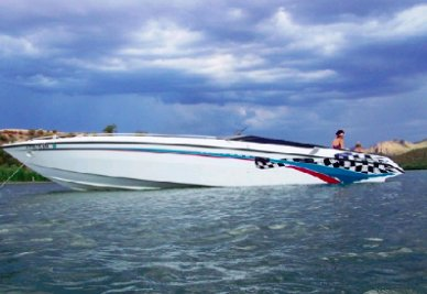 Stryker 38 Thunder, 38', for sale - $64,400