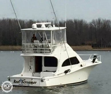 Luhrs 41 Convertible, 44', for sale - $249,995