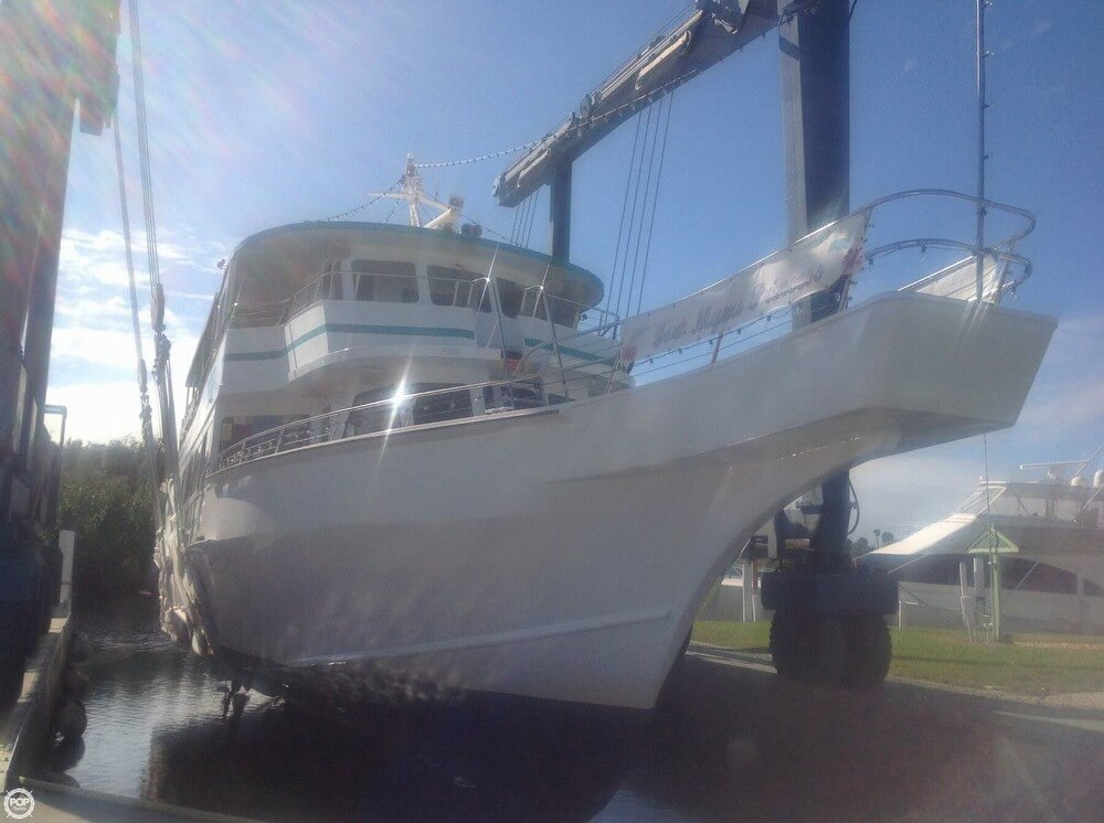 Lydia Yachts 66, 75', for sale - $527,800