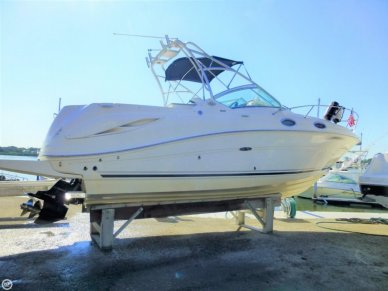 Sea Ray 270 Amberjack, 30', for sale - $37,999