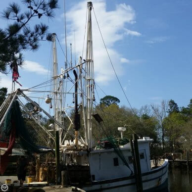 Biloxi Lugger 45, 45', for sale