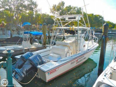 Boston Whaler Offshore Express 27, 26', for sale - $37,300