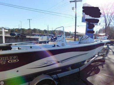 Carolina Skiff 218 DLV, 20', for sale - $28,999