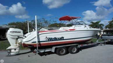 Wellcraft 240 Coastal Walkaround, 25', for sale - $18,200