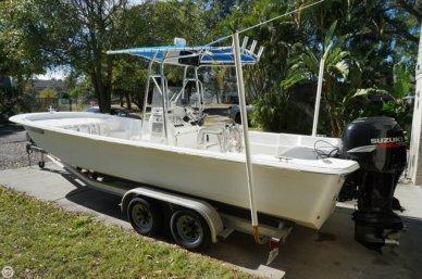 Carolina Skiff 258 DLV, 24', for sale - $26,500