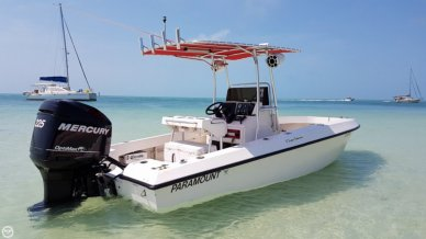 Paramount 21 Super Fisherman, 21', for sale - $24,900