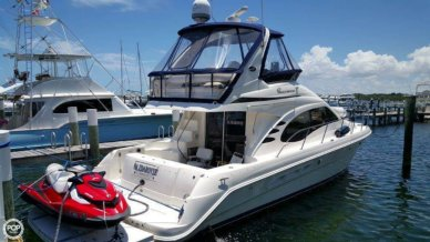 Sea Ray 420 Sedan Bridge, 45', for sale - $321,500