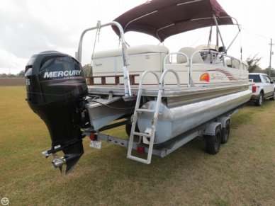 Sun Tracker Party Barge 24 Signature Series, 25', for sale - $19,500