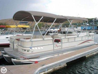 Odyssey Tri-Toon 522c, 22', for sale - $25,500