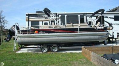 Sun Tracker Fishin' Barge 24 Signature Series, 26', for sale - $22,000