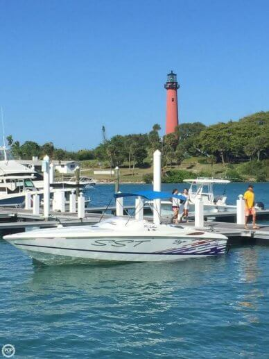 Baja Outlaw 25 SST, 25', for sale - $27,500