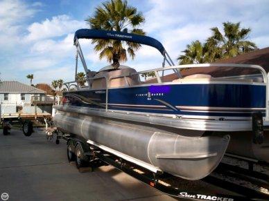 Sun Tracker 24 DLX Fishin' Barge, 24', for sale - $24,000