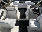 Helm And Passenger Bucket Seat, Walk Thru To Bow