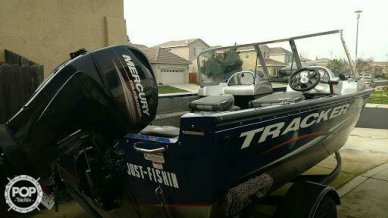 Tracker 16, 16', for sale - $15,000
