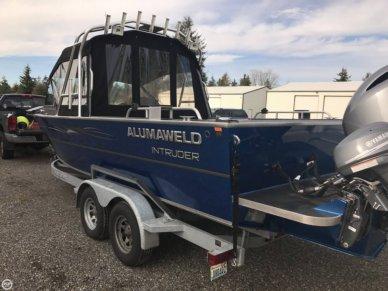 Alumaweld 22 Intruder, 24', for sale - $72,300