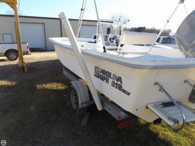 Carolina Skiff 218 DLV, 20', for sale - $17,250