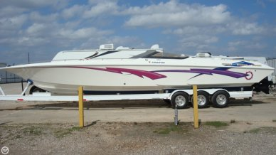 Fountain 38 Fever, 38', for sale - $53,000