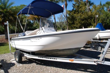 Boston Whaler Dauntless 16, 16', for sale - $15,500
