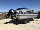 2014 Sun Tracker Fishin Barge 22 DLX - #5