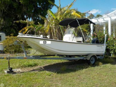 Tidewater 1984 Skiff, 19', for sale - $13,500