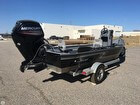 2015 Hyde Power Drifter Aluminum Hull W/ Merc 80hp Jet
