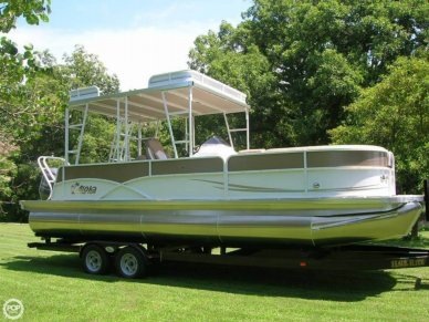 Aloha 260 TT (Tri-Toon) SD (Sun Deck), 26', for sale - $59,900