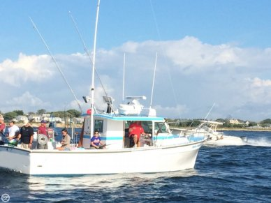 Henriques 35 Offshore Greenstick Bandit Boat, 35', for sale - $195,000