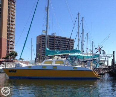 Kelsall Catamarans Kelly 38, 42', for sale - $333,500