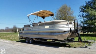 Sun Tracker Party Barge 24 DLX, 26', for sale - $38,900