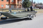2007 Smoker Craft 1660 Sportsman Tiller - #2