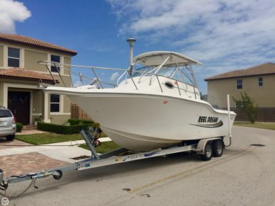 Baha Cruisers 257 WA, 25', for sale - $20,500