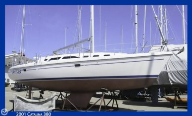 Catalina 380, 38', for sale - $99,500