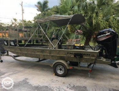 Tracker 19, 19', for sale - $27,800