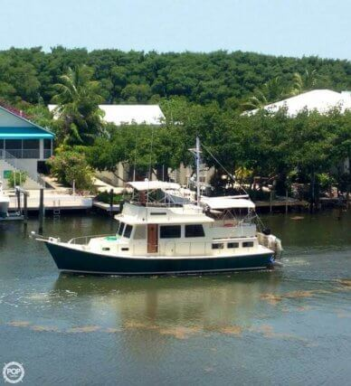 Thompson 44 Long Range Trawler, 44', for sale - $67,500