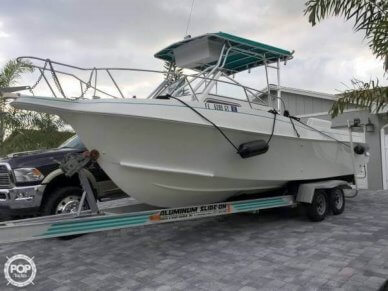 Aquasport Explorer 245, 24', for sale - $16,500