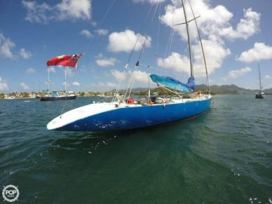 Custom Americas Cup 12 meter, 65', for sale - $150,000