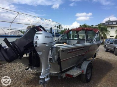 Alumaweld 17 Stryker Sport, 17', for sale - $14,500
