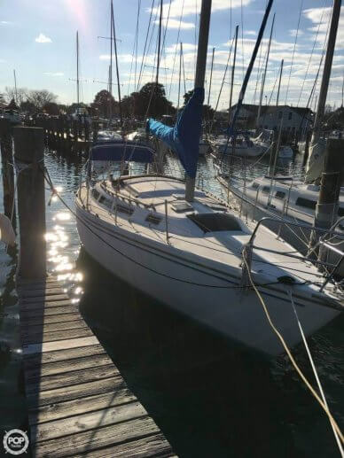 Catalina 30, 30', for sale - $16,500