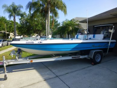 Action Craft 1890 Flats Master, 18', for sale - $18,200