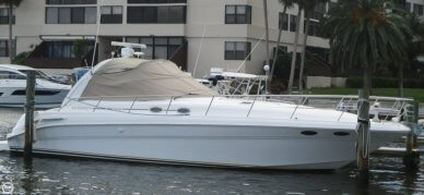 Sea Ray 410 EC, 41', for sale - $110,000