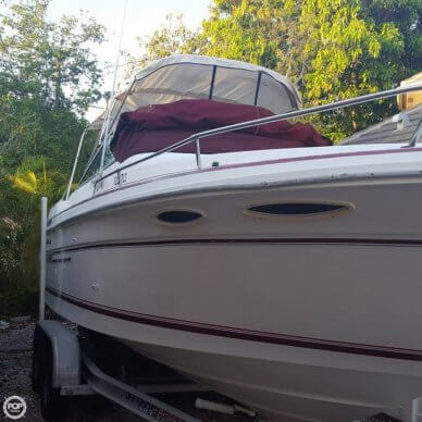 Sea Ray 270 Weekender, 26', for sale - $20,500
