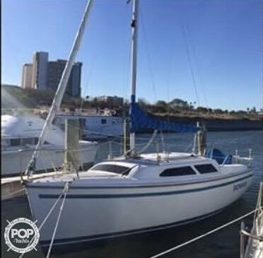 Catalina 250, 25', for sale - $14,900