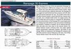 2001 Rampage 30 Express - #2