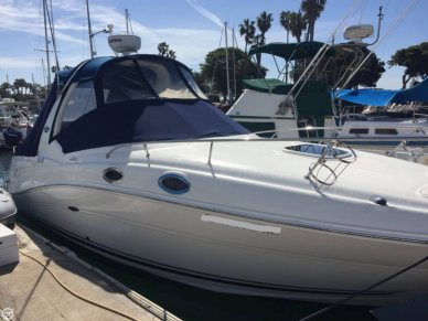 Sea Ray 260 Sundancer, 28', for sale - $64,400