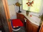 Split-bath Lavatory Closet