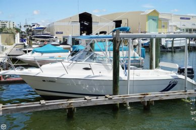 Cobia 270 Walkaround, 27', for sale - $22,500