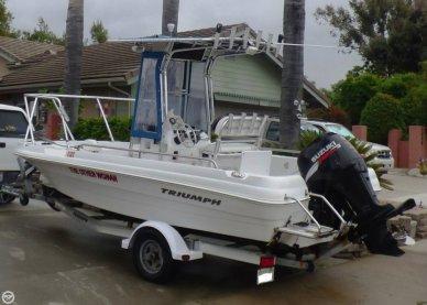 Triumph 190 Bay, 18', for sale - $28,500