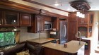 Cabinets, Counter, Microwave, Refrigerator