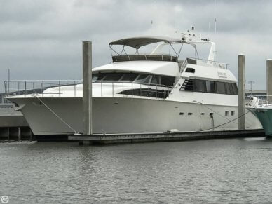 Cheoy Lee 92 CPMY, 95', for sale - $775,000